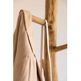 Aimar Teak Wood Coat Rack, thumbnail image 6