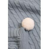 Braided Cotton Swaddle Benys Kids, thumbnail image 6