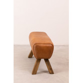 Leather Bench Aldra , thumbnail image 3