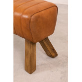 Leather Bench Aldra , thumbnail image 5