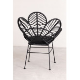 Synthetic Wicker Armchair Rinum , thumbnail image 4