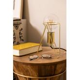Metallic Table Lamp Kate, thumbnail image 1