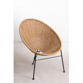 Synthetic Wicker Armchair Acapulco , thumbnail image 2
