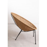 Synthetic Wicker Armchair Acapulco , thumbnail image 3