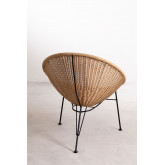Synthetic Wicker Armchair Acapulco , thumbnail image 4