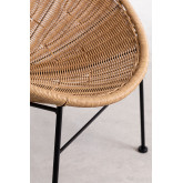 Synthetic Wicker Armchair Acapulco , thumbnail image 6