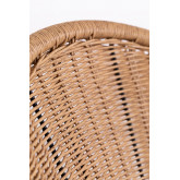 Synthetic Wicker Armchair Acapulco , thumbnail image 5