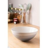 Porcelain Salad Bowl Ø22 cm Sea, thumbnail image 1