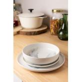 Porcelain Tableware 12 pieces Boira, thumbnail image 1