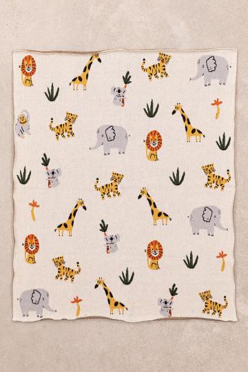 Dyano Kids Cotton Blanket
