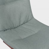 Dubhar Fabric Upholstered Dining Chair, thumbnail image 3