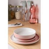 Porcelain Dinnerware 12 pieces Suni, thumbnail image 2