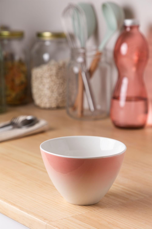 Pack 4 China Bowls Suni (O14 cm) , gallery image 1