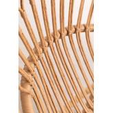 Kletta Synthetic Wicker Armchair, thumbnail image 6