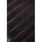 Low Stool in Finda Leather, thumbnail image 5