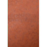 Leatherette and Wooden Armchair Harris, thumbnail image 4
