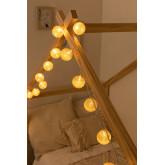 Natural LED String Lights (3.15 m and 4.35 m) Adda, thumbnail image 1