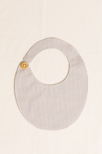 Doty Kids Cotton Round Bib