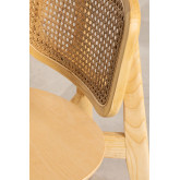 Defne Wood Dining Chair, thumbnail image 5