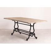 Vintage Dining Table ( 180 X 90 cm ) Qush, thumbnail image 812489