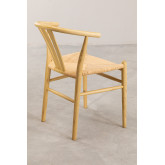 Wooden Dining Chair Uish Retro , thumbnail image 4