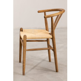 Wooden Dining Chair Uish Retro , thumbnail image 3