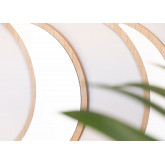 Wall Mirrors in Wood 5 pieces Estel, thumbnail image 5