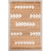 Jute rug (185x125 cm) Jipper, thumbnail image 1
