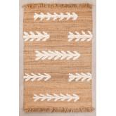 Jute rug (185x126 cm) Jipper, thumbnail image 1