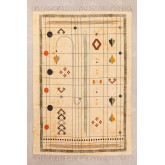 Cotton Rug (180x125 cm) Grafic, thumbnail image 1