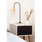 Babi Wooden Night Table , thumbnail image 1