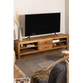 TV Cabinet in Recycled Wood Jara, thumbnail image 1