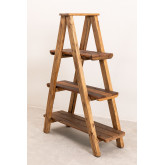 Anpers Recycled Wood Shelving, thumbnail image 2