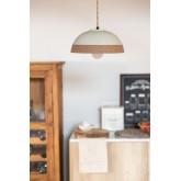 Porcelain Ceiling Lamp Eilys, thumbnail image 1