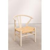 Mini Uish Kids Wooden Chair , thumbnail image 2