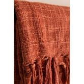 Cotton Plaid Blanket  Fenna , thumbnail image 2