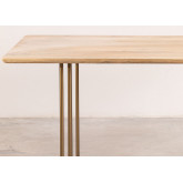 Rectangular Dining Table (160 X 90 cm) Libhas, thumbnail image 823560