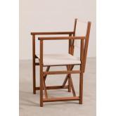 Foldable Director Chair Pitt, thumbnail image 4