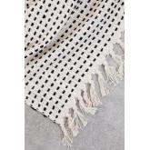 Aryas Cotton Plaid Blanket, thumbnail image 3
