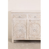 Wooden Sideboard with Drawers Dimma, thumbnail image 5