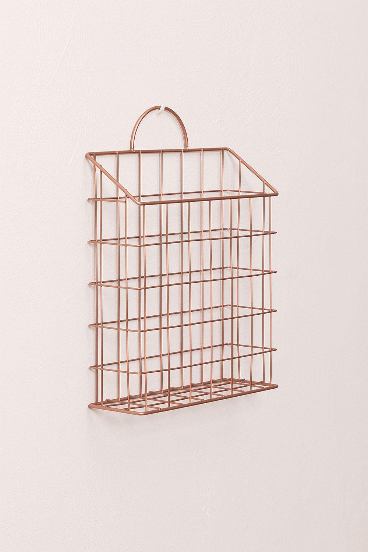 Metal Wall Shelf Asier, gallery image 1
