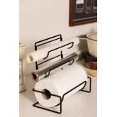 Domma Kitchen Wall-Mounted Roll Holder, thumbnail image 1
