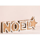 WOODEN SIGN WITH LED LIGHTS NOEL, thumbnail image 2