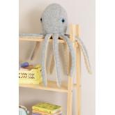 Suly Kids Cotton Plush Octopus, thumbnail image 1