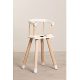 Wooden High Chair Dil Kids, thumbnail image 2