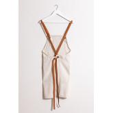 Zacari Linen and Cotton Apron, thumbnail image 3