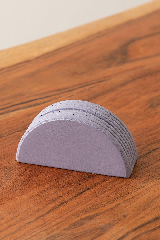 Muun Cement Card Holder, gallery image 1