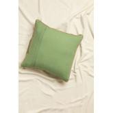 Square Velvet Cushion (40x40 cm) Lat, thumbnail image 3
