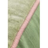 Square Velvet Cushion (40x40 cm) Lat, thumbnail image 5
