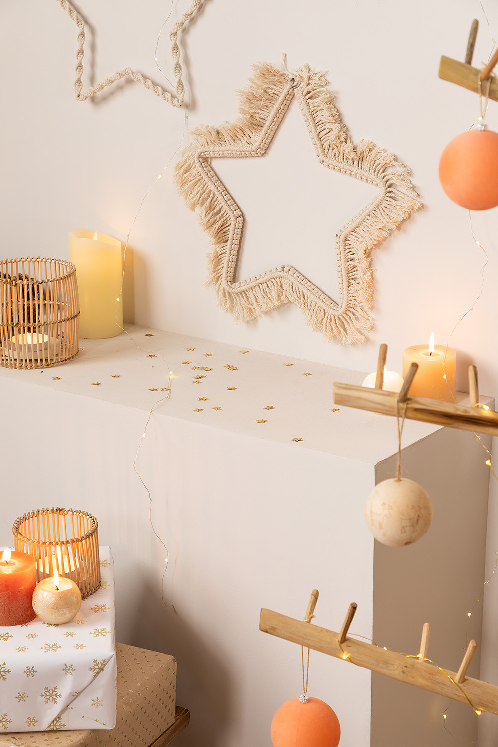 Cotton Wall Stars Rigel , gallery image 1